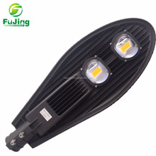 Die cast aluminum housing 80w cob led street light waterproof IP65 with saa, ce, rohs in shanghai factory
