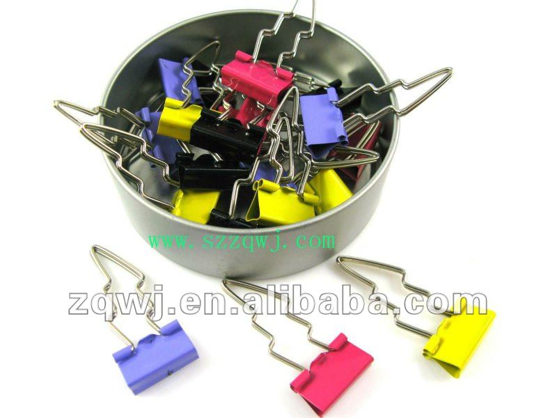 mini binder clips