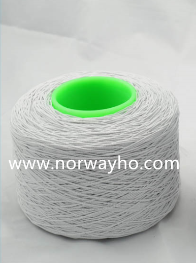 NWH88 Hotsale Polyester Elastic Thread of Dyed Yarn