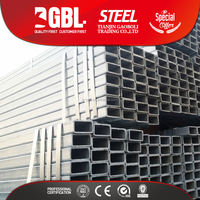 standard size ms galvanized pipe rectangular hollow section weight