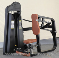 Hansome Brand Gym Club using fitness equipment Commercial Fitness Equipment/ Gym Equipment / Seated preacher curl HDX-F607