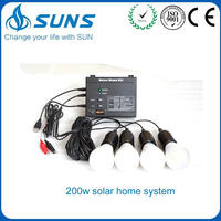 China supplier home use solar energy systems pakistan