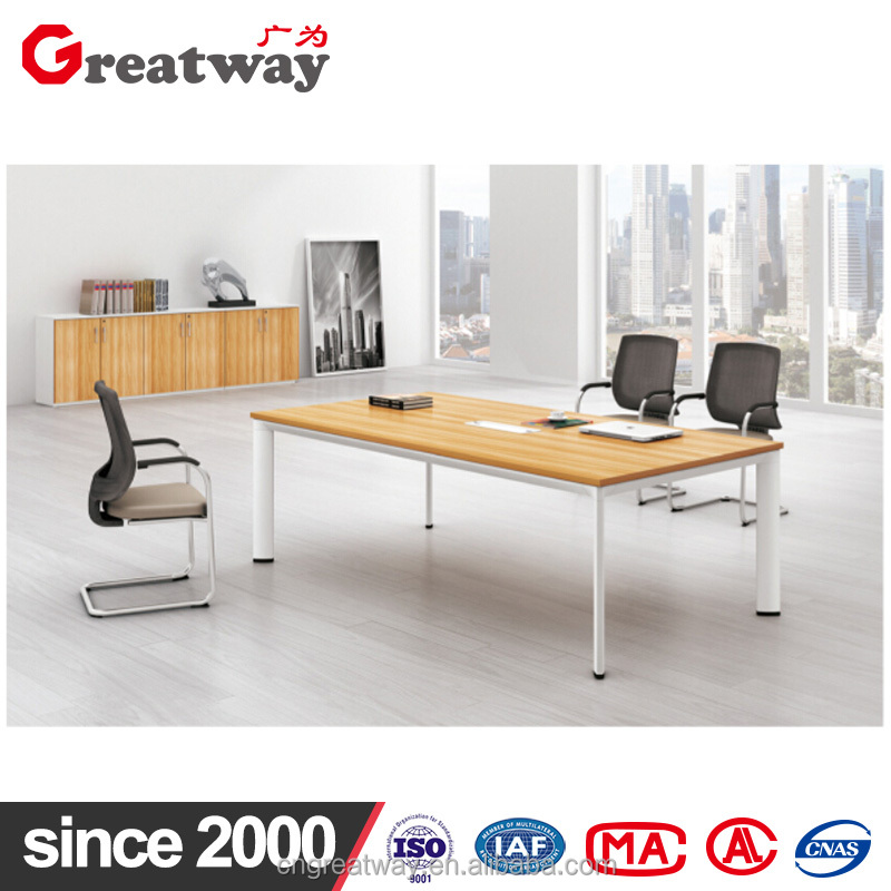 Modern executive office table design steel office desk