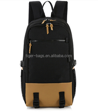 2016 Canvas leisure rucksack duffel backpack school duffel backpack leisure backpack