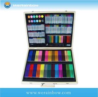 promotional plastic professional drawing art set for adults
