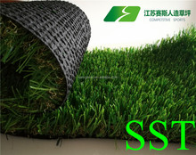 11000Dtex soft feel artificial turf for home garden decoration
