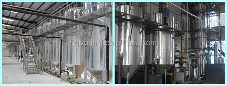 factory price professional cooking oil solvent extraction machinery