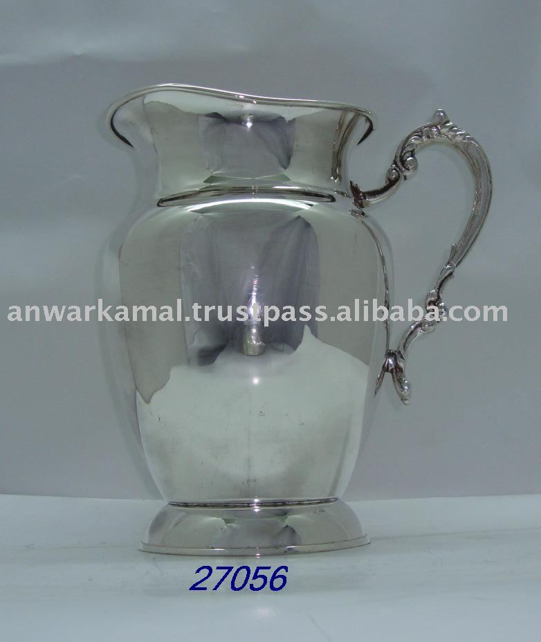 Silver tableware water pitchers
