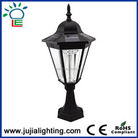 street stand light solar garden yard lawn lamp led outdoor road path lighting