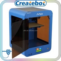 alibaba china 2016 newest 3D Mid Printer excellent CreateBot Brand 3d candle printer best 3d printer dual extruder