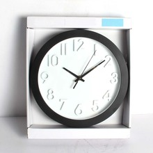 simple islamic prayer digital world time wall clock modern design
