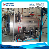 Automatic steam boiler 2016 for chicken house heater