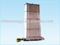 ZGPT high concentration bleaching tower pulping machine used in paper making line made in China