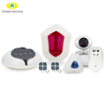 SIA/CID protocol security alarm system,LoRa WiFi/GSM smart home security simple home alarm system