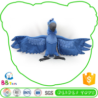 Most Popular Custom Tag Soft Cat Toy Da Bird
