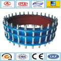 Cast iron concentric expansion joints
