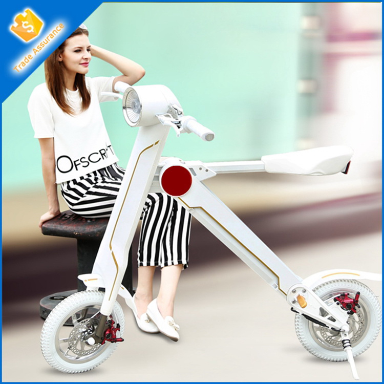 2016 light fashion different color ce electric food delivery scooter