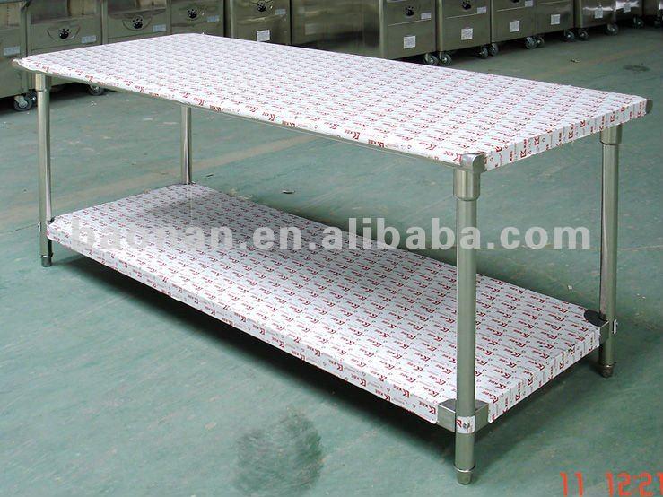 Banchi Da Lavoro Acciaio Per Cucina : In acciaio inox tavolo di lavoro della cucina usato tavoli da lavoro