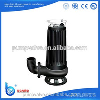 Stainless Steel Submersible Centrifugal Sewage dewatering Pump