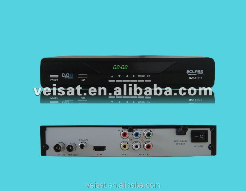 COMBO DVB-T2 S2 TV SET TOP BOX next satellite receiver free to air decorders