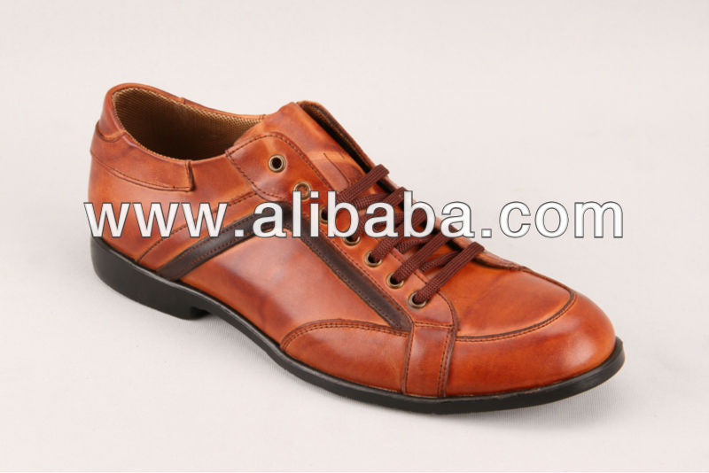 New Design Genuine Leather Men Shoes