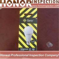 Efficient qa quality assurance 3w led downlight