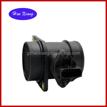 Good quality Auto Mass Air Flow Meter / MAF sensor 06A906461G/1JD906461