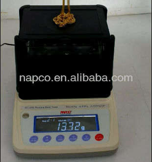 Less Expensive Gold Test Mahcine/ Precious Metal Tester for karat, percentage, density in jewellery shop