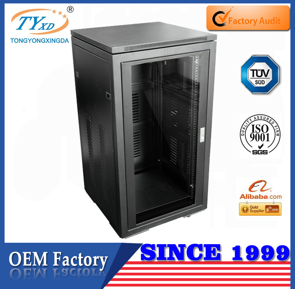 "Custom OEM Factory 19"" electronic metal enclosure"