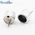 dc 25khz 16mm emitter ultrasonic sensor with pins