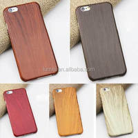 New Fashion Luxury Carved Wooden Hard Slim Case Cover For iPhone 5 5s 6