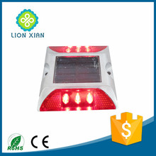solar powered led flashing motorway reflective studs