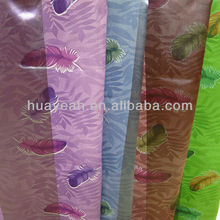 tree design digital printed fabrics for curtains