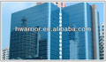 Glass curtain wall for external wall decoration