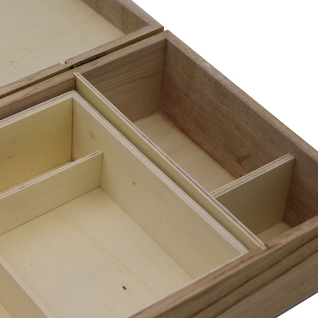 Customize Disassembly Wood Essential Case Handiwork Wood Box