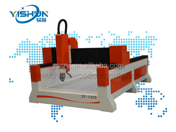 Hot sale!! cutting diamond granite marble cnc stone diamond engraving tools cnc router for stone work
