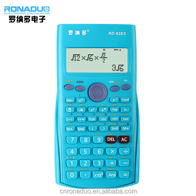 best quality Rd-82es calculator wholesale fraction calculations combination and permutation calculators