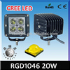 cree led work light waterproof ip68 RGD1046 agricultural vehicle work light