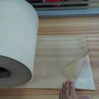Custom polyester nonwoven self adhesive backing sticky felt strips pad roll for furniture