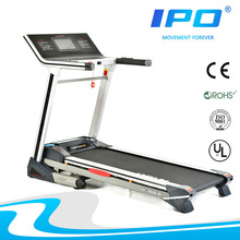 Commercial DC Treadmill With TV And 2HP Motor / MP3 Speaker / USB /Adapter BOSS5 IPO Sports