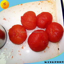 canned peeled tomato in brine water preservation canned tomato factory