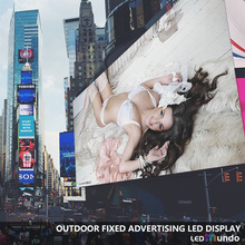 P8 SMD Full color HD Big TV Advertising Screen LED Outdoor Advertising Display price Pantalla Gigante Exterior