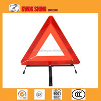 Emergency tools auto parts E-Mark warning triangle