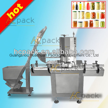 Full-Automatic cap tightening machine