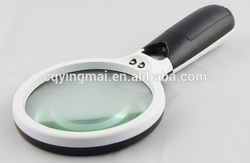 Excellent quality LED magnifier glass with low price