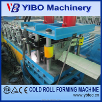 Hangzhou YIBO used metal roof panel sheet roll forming bending machine
