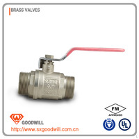 suppliers aga brass gas ball valve