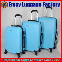 2015 Hot Sale ABS Trolley Luggage Suitcases