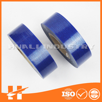 High quanlity blue metal plastic film