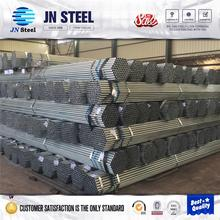 raw materials for rubber sandals Q345 erw steel pipe Scaffolding Pipe For Structure